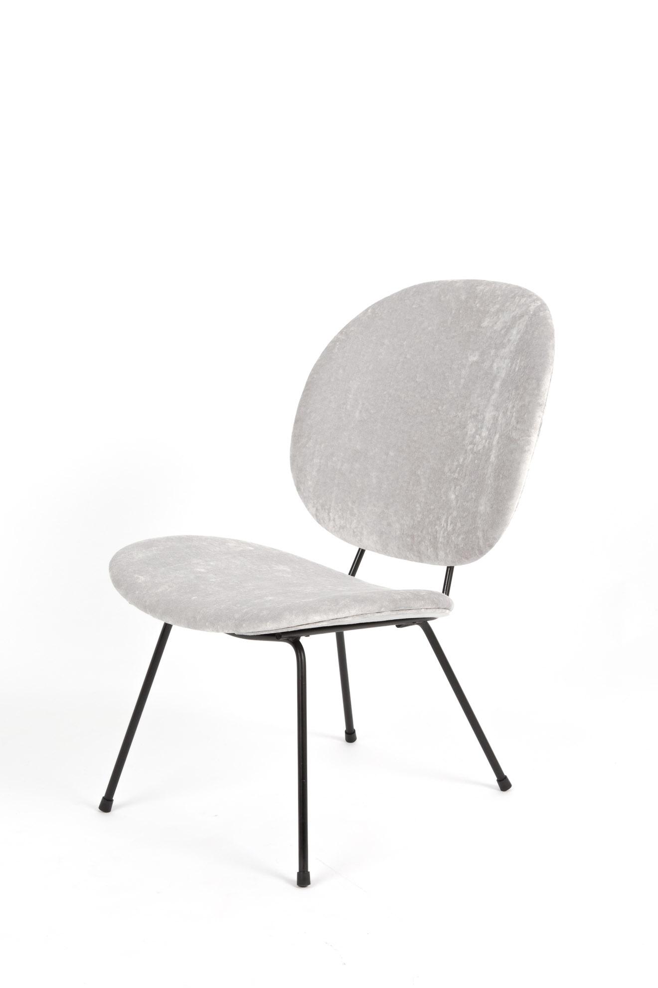 Dutch Design Stoelen Gispen.Gispen Lounge Chair 301 Kembo Dutch Design 50 Vintage Metal Frame
