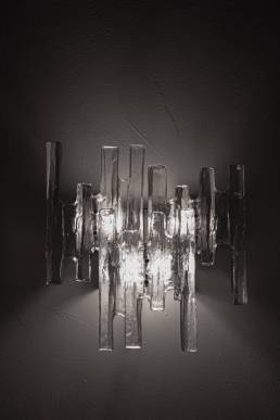 Kalmar ice- glass lamp