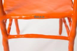 Maarten Baas clay chair Basel chair edition