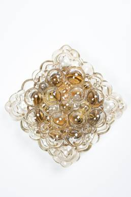 wall lamp helena tynell scandinavian bubble glass