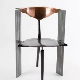 Ota Otanek Borek Sipek Vitra copper chair