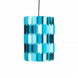 louis weisdorf for lyfa hang lamp facet pop