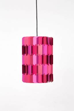 louis weisdorf for lyfa hang lamp facet pop