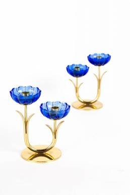 Gunnar Ander Ystad candle holders