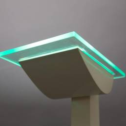 Sottsass Zumtobel Uplighter