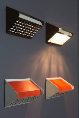 Raak wall lights Periand style