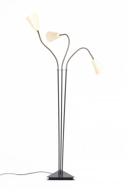 stilnovo enameled floorlamp