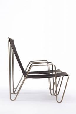 Verner panton bachelor chairs fritz hansen