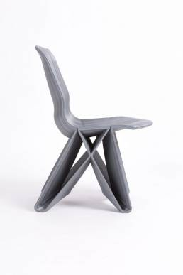 printed endless chair dirk van der kooy