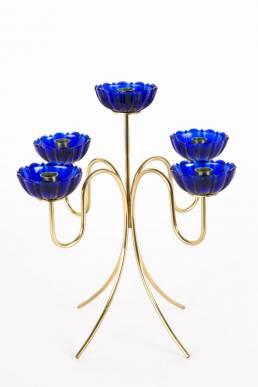 Gunnar Ander Ystad metall blue