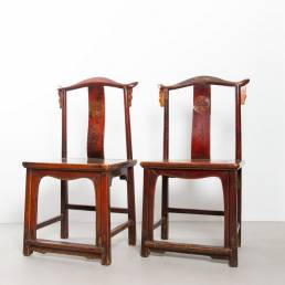 Old Chinese chairs dinasty