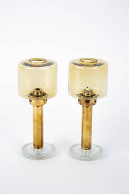 Hans Agne Jakobsson brass candle lights