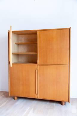 Pastoe oak cabinet